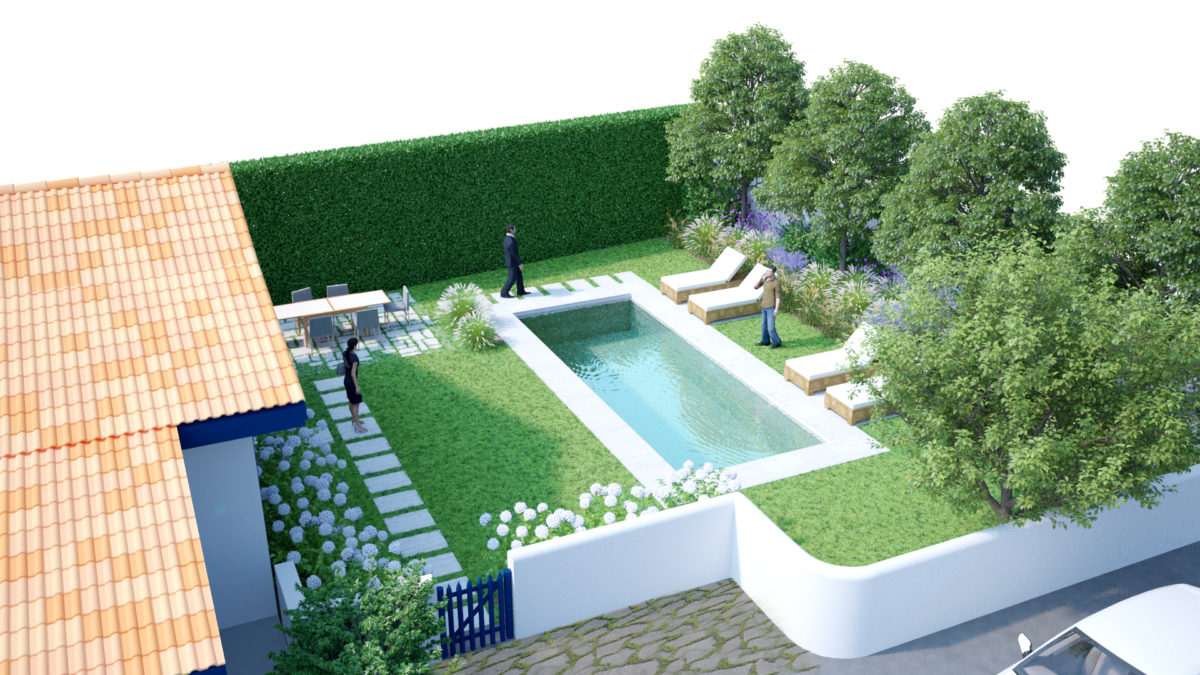 amenagement jardin avec piscine latest amenagement terrasse piscine galerie photos de piscines. Black Bedroom Furniture Sets. Home Design Ideas